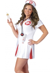 Sexy Nurse For Him - Women Costumes